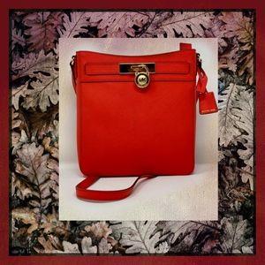 NWT  Michael Kors Hamilton Crossbody Handbag